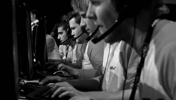 Team on LAN